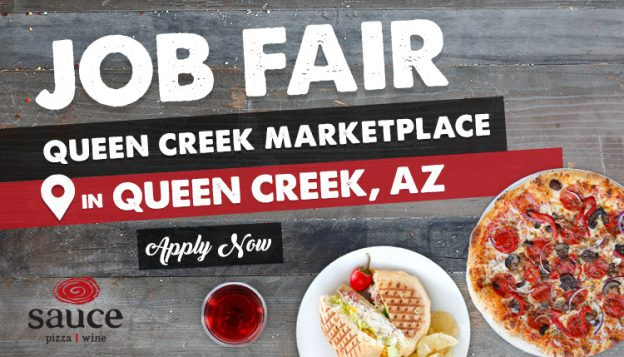 Job Fair - Queen Creek Marketplace in Queen Creek, AZ
